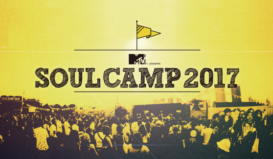 MTV presents SOUL CAMP