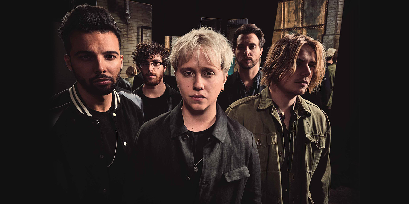 NOTHING BUT THIEVES 新規公演決...